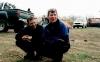 Альпинисты Саня Ищенко и трагически погибший  Александр Попов