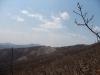 хребет Светлый- вид с отрога вблизи Треугольника