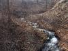 Многочисленные карстовые ручьи на горе Белой