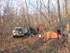 лагерь под Комсомолкой